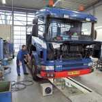 Как выбрать автосервис по ремонту грузовых автомобилей