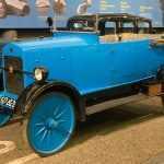 Самый странный автомобильный двигатель был построен в 20-х годах в Англии