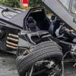 Дорогой Бэтмобиль разбился в аварии: виноват не Джокер