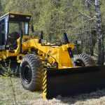 Капитальный ремонт и модернизация автогрейдера