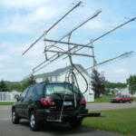 Почему на современных автомашинах больше нет длинных антенн?