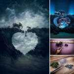 41 фотография миниатюр, которые выглядят как настоящие, с помощью спецэффектов