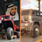 40 уникальных экспонатов национального автомобильного музея Эмиратов