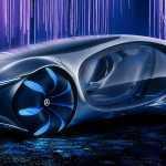 Создатель фильма «Аватар» иМерседес разработали фантастический концептуальный автомобиль
