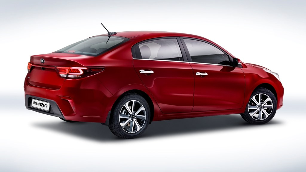 New KIA Rio_EXT_rear