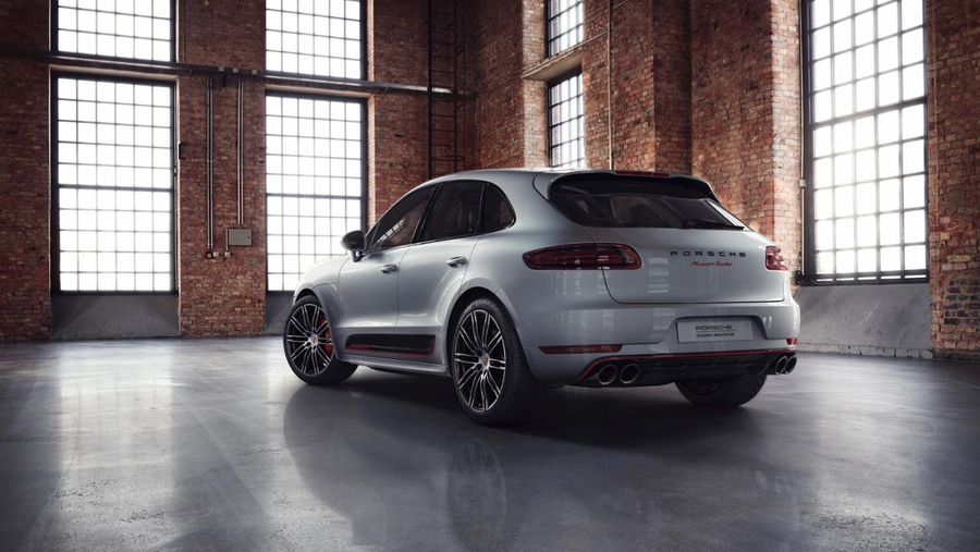 Macan Turbo Performance Package
