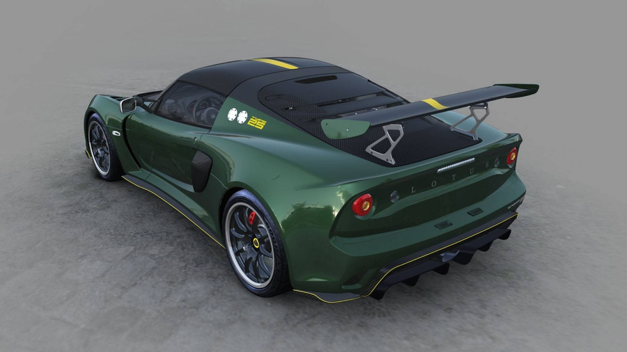 Lotus Exige Cup 430 Type 25