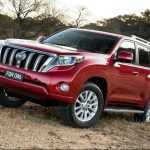 2016 Toyota Land Cruiser Prado: Обзор