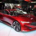 Концепт Acura Precision демонстрирует будущий дизайн