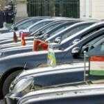 В Германии назвали самых недисциплинированных водителей-дипломатов