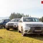 Тест-драйв Mitsubishi Outlander: Чужой среди своих?
