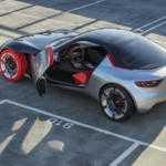 Концепт Opel GT не станет серийной моделью