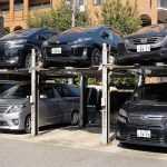 В Киеве возле городских магистралей появятся паркинги-этажерки (возможно)