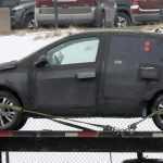 Fiat начал испытания сменщика хэтчбека Punto