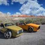 Vanderhall построила 200-сильный трёхколёсный автомобиль Laguna