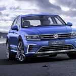 Новый Volkswagen Tiguan получил цены