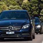 Сравниваем седаны 2016 года, BMW, Jaguar, Lexus и Mercedes-Benz
