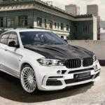 Hamann поработал над BMW X6 M50d