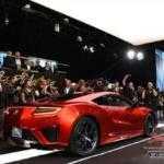 Первую Acura NSX 2017 продали за 1,2 млн долларов