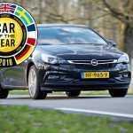 Opel Astra назвали «Автомобилем года» в Европе