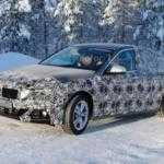 Появились шпионские фото седана BMW 1-Series Sedan