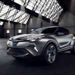 Toyota C-HR будут собирать в Турции
