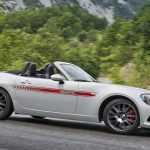 «Заряженный» Fiat 124 Spider будет с 1.4-литровым двигателем