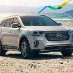 Hyundai Santa Fe 2017 раскрылся в Чикаго