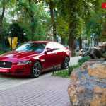Тест-драйв Jaguar XE: Миллион за Ягуар!