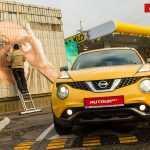 Тест-драйв Nissan Juke: Рассмотриваем во все глаза!