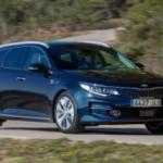 Представлен универсал Kia Optima Sportwagon