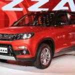 Suzuki Vitara Brezza представлена на Auto Expo в Дели