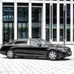 Mercedes-Maybach S600 Guard получил защиту VR10