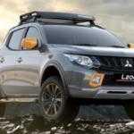 Представлены концепты Mitsubishi L200 и ASX GEOSEEK