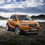 Opel Mokka X получил более резкий дизайн