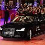 Гостей Берлинале доставлял беспилотный Audi A8 (видео)