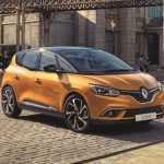 Новый Renault Scenic переметнулся к кроссоверам