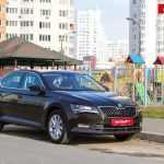 «Автомобилем года в Украине» стал Škoda Superb