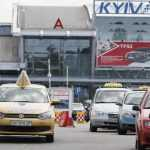 Таксисты Киева будут протестовать против ещё не запущенного Uber