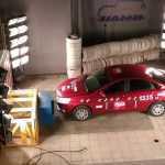 «Авторевю» провела краш-тест Lada Vesta (видео)
