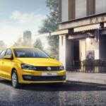 Российский Volkswagen Polo стал желтым