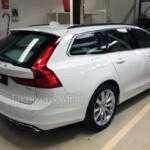 Volvo V90 представят 18 февраля