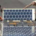 Франция построит 1000 км дорог с солнечными панелями