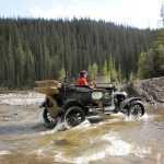 Семейная пара проехала 80 тысяч километров на Ford T (видео)