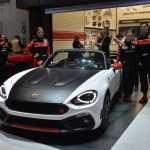 Fiat показал «злой» о «очень злой» родстер 124 Spider