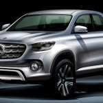 Прототип нового Mercedes пикап покажут уже в этом году