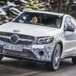 2016 Mercedes-Benz GLC Coupé: первая поездка и новое тизерное видео