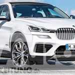 Этот BMW X6 появится в 2021 году