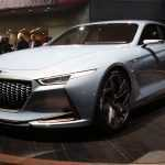 Genesis привёз в Нью-Йорк предвестника конкурента BMW 3-Series