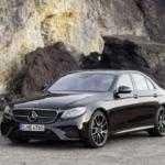 Немцы представили новый Mercedes-AMG E43 4MATIC